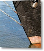 Bow Metal Print by Odd Jeppesen