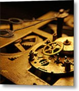 Breach Of Time Metal Print by Jon Emery