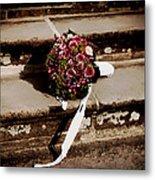 Bridal Bouquet Metal Print by Mountain Dreams
