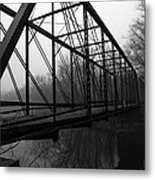 Bridge Metal Print by Off The Beaten Path Photography - Andrew Alexander