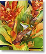 Bright Stars Metal Print by Lyse Anthony