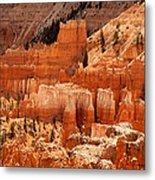 Bryce Canyon Landscape Metal Print by Jane Rix