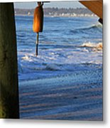 Buoy 1 Metal Print by Michael Mooney