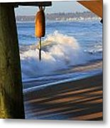 Buoy 2 Metal Print by Michael Mooney