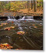 Buttermilk Falls Metal Print by Dale Kincaid