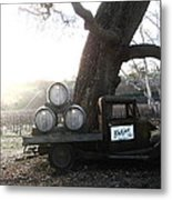 Bygone Era Metal Print by Paul Foutz