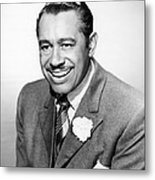 Cab Calloway Metal Print by Silver Screen