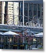 Cactus Club Cafe II Metal Print by Chris Dutton