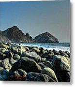 California - Big Sur 012 Metal Print by Lance Vaughn