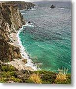 California Coast Metal Print by Pierre Leclerc Photography