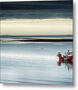 Calm Before The Storm  Metal Print by Tim Gainey