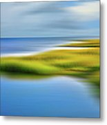 Calm Waters - A Tranquil Moments Landscape Metal Print by Dan Carmichael