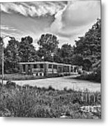Camp 30 Number 7 Metal Print by Steve Nelson