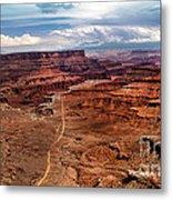 Canyonland Metal Print by Robert Bales