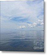 Cape Cod Bay Metal Print by Lisa  Marie Germaine