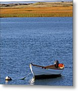 Cape Cod Charm Metal Print by Juergen Roth