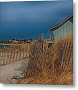Cape Cod Memories Metal Print by Jeff Folger