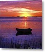 Cape Cod Sunrise Metal Print by John Greim