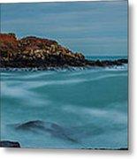 Cape Neddick Lighthouse Metal Print by Abe Pacana