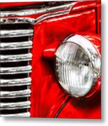 Car - Chevrolet Metal Print by Mike Savad
