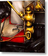 Car - Model T Ford  Metal Print by Mike Savad