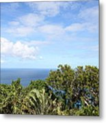 Caribbean Cruise - St Thomas - 1212215 Metal Print by DC Photographer