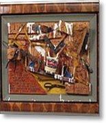 Carpenters Lament Metal Print by Bill Czappa