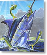 Catch Em Up Off0029 Metal Print by Carey Chen