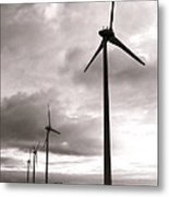 Catch The Wind Metal Print by Olivier Le Queinec