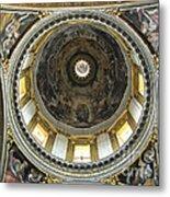 Chapel Dome Metal Print by Deborah Smolinske