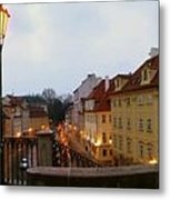 Charles Bridge 180 Metal Print by Gary Lobdell