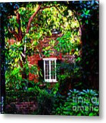 Charleston's Charm And Hidden Gems  Metal Print by Susanne Van Hulst