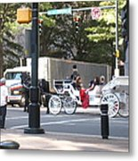 Charlotte Nc - 01131 Metal Print by DC Photographer