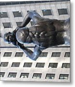 Charlotte Nc - 12122 Metal Print by DC Photographer