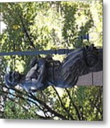 Charlotte Nc - 12123 Metal Print by DC Photographer