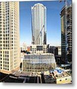 Charlotte Nc - 12129 Metal Print by DC Photographer