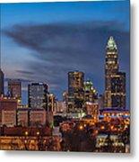 Charlotte North Carolina Metal Print by Brian Young