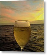 Cheers Metal Print by Cheryl Young