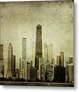 Chitown Metal Print by Andrew Paranavitana