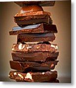 Chocolate Metal Print by Elena Elisseeva