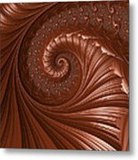Chocolate  Metal Print by Heidi Smith