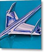 Chrome Jet 2 Metal Print by Phil 'motography' Clark