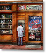 City - Baltimore Md - Explore The Land Of Beer  Metal Print by Mike Savad