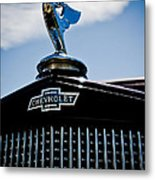 Classic Chevrolet Metal Print by Phil 'motography' Clark
