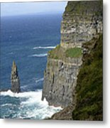 Cliffs Of Moher 7 Metal Print by Mike McGlothlen