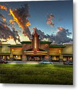Cobb Theater Metal Print by Marvin Spates