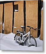 Cold Storage Metal Print by Odd Jeppesen