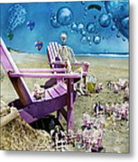 Collective Souls Metal Print by Betsy C Knapp