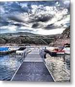 Colorado Boating Metal Print by Dan Sproul