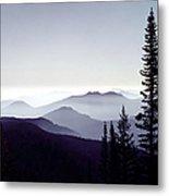 Colorado Haze Metal Print by Adam Romanowicz
